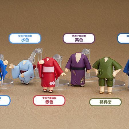 Nendoroid More: Dress Up Yukatas-0