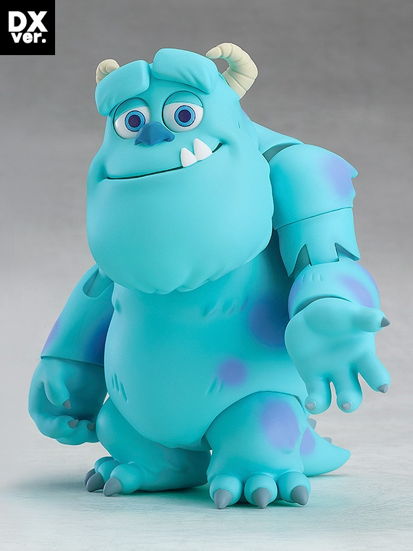 Monsters Inc Nendoroid Sully DX Ver.-0