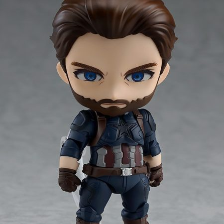 Nendoroid Captain America Infinity Edition-6477