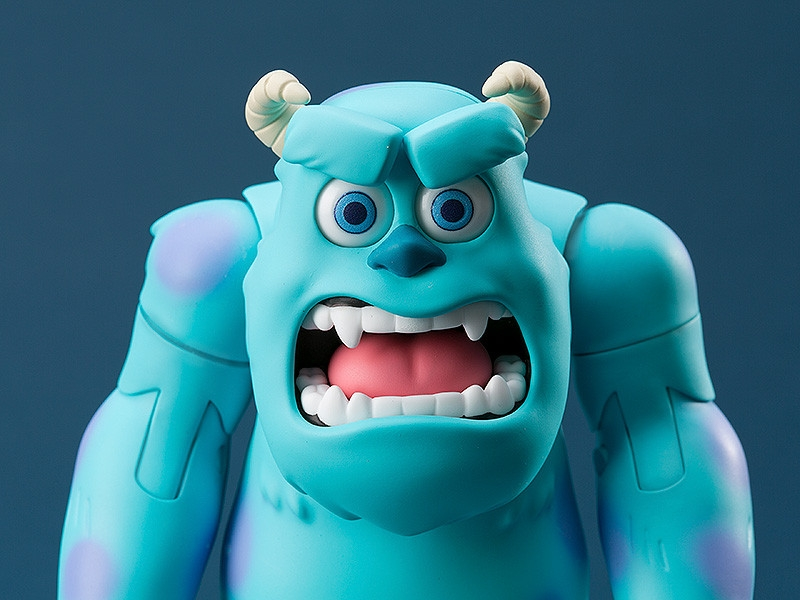 Monsters Inc Nendoroid Sully DX Ver.-6452