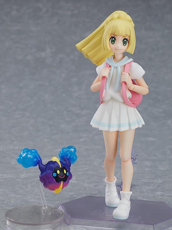 Pokemon figma Lively Lillie-0
