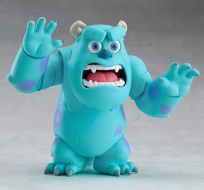 Monsters Inc Nendoroid Sully DX Ver.-6448