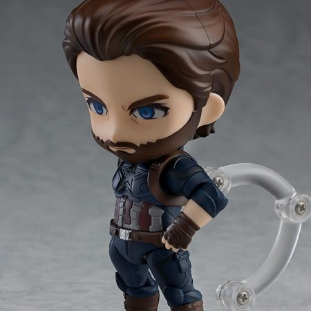 Nendoroid Captain America Infinity Edition-6474
