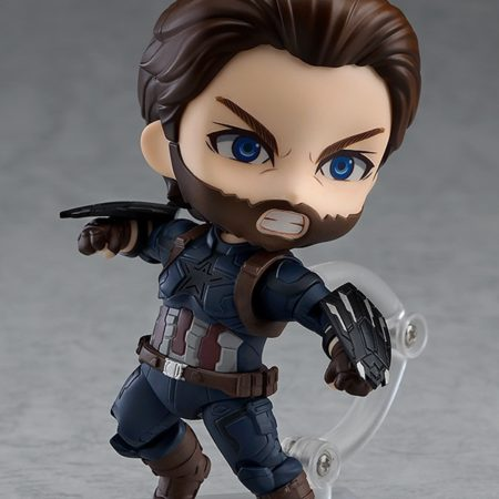 Nendoroid Captain America Infinity Edition-6476
