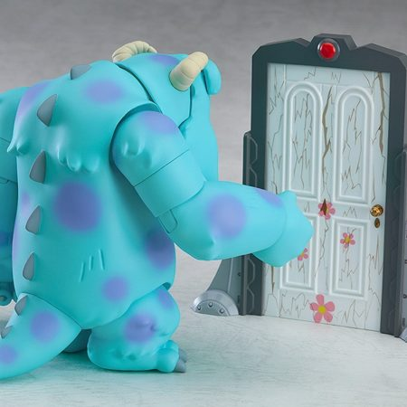 Monsters Inc Nendoroid Sully DX Ver.-6450