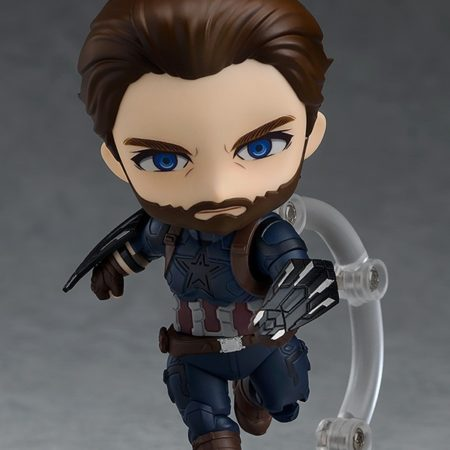 Nendoroid Captain America Infinity Edition-0