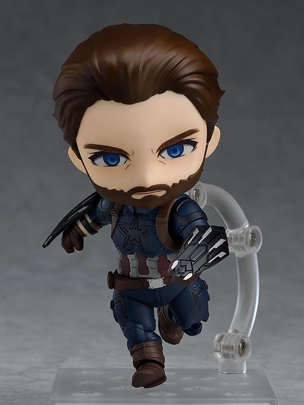 Nendoroid Captain America Infinity Edition-0