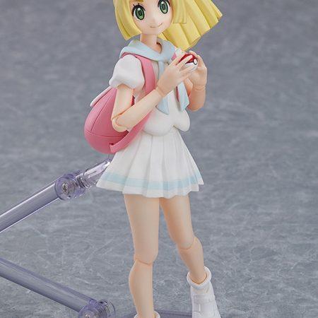 Pokemon figma Lively Lillie-6498
