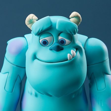 Monsters Inc Nendoroid Sully Standard Ver.-6444