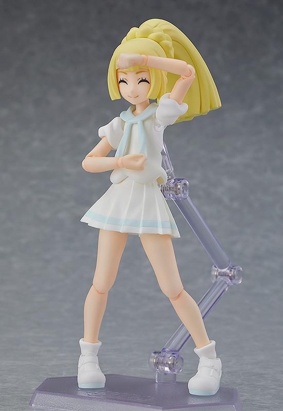 Pokemon figma Lively Lillie-6499