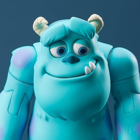 Monsters Inc Nendoroid Sully Standard Ver.-6443