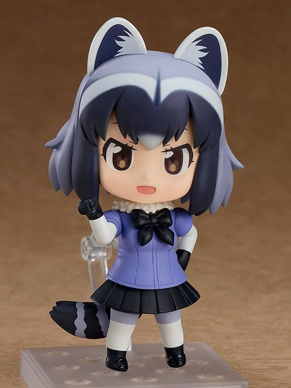 Kemono Friends Nendoroid Common Raccoon-0