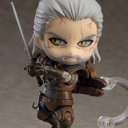 The Witcher 3 Wild Hunt Nendoroid Geralt (Exclusive base version)-6408