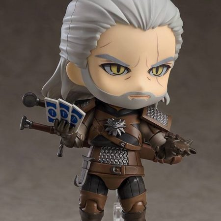 The Witcher 3 Wild Hunt Nendoroid Geralt (Exclusive base version)-6411