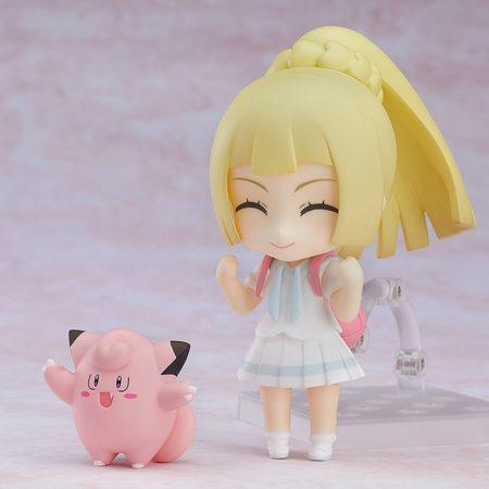 Pokemon Nendoroid Lively Lillie (RESTOCK)-6597