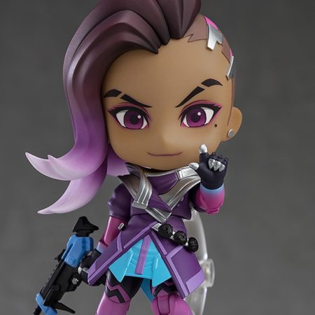 Overwatch Nendoroid Sombra Classic Skin Edition-6682