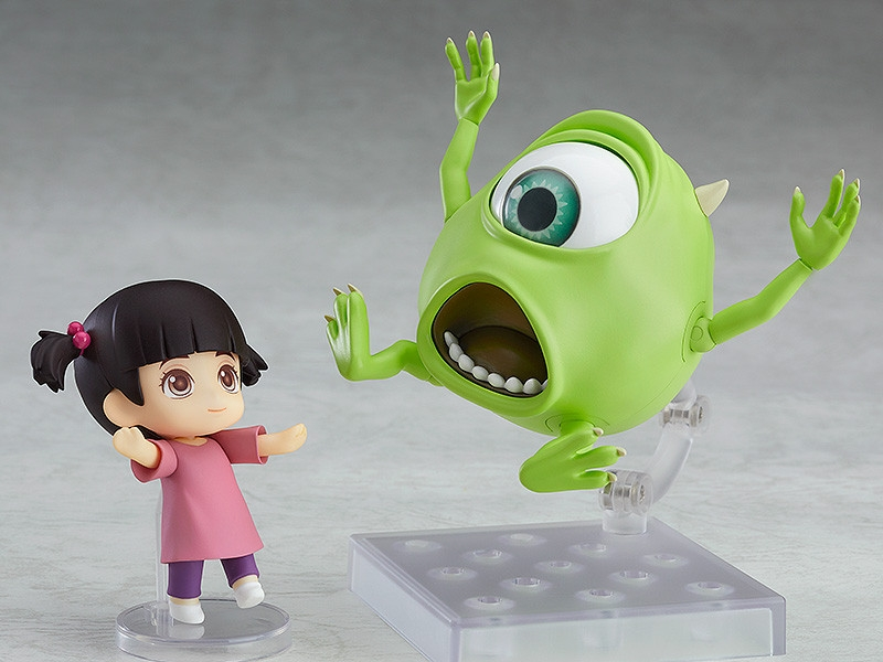 Monsters Inc Nendoroid Mike & Boo Set DX Ver.-6582