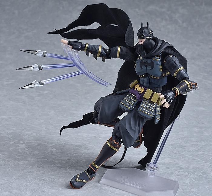 Batman Ninja Figma Batman Ninja DX Sengoku Edition-6562