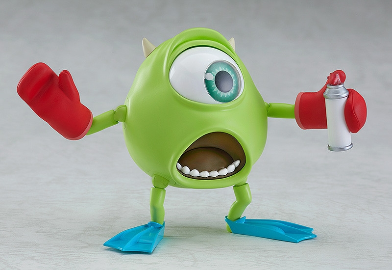 Monsters Inc Nendoroid Mike & Boo Set DX Ver.-6583