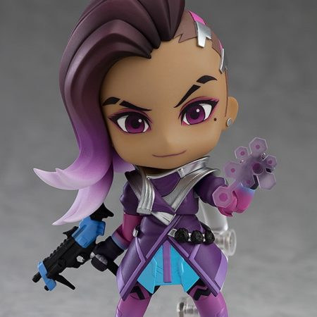 Overwatch Nendoroid Sombra Classic Skin Edition-0