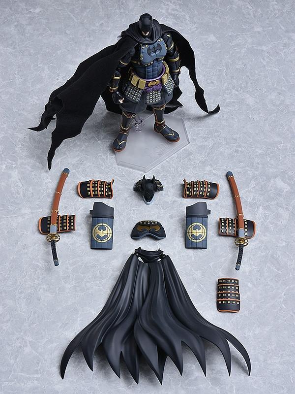 Batman Ninja Figma Batman Ninja DX Sengoku Edition-6558