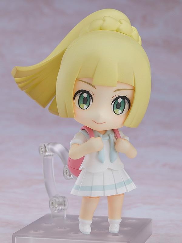 Pokemon Nendoroid Lively Lillie (RESTOCK)-0