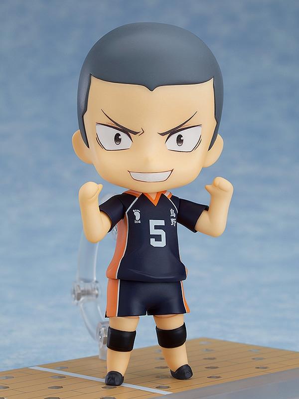 Haikyu!! Nendoroid Ryunosuke Tanaka Special Version-0