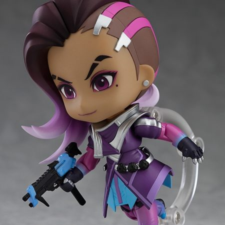 Overwatch Nendoroid Sombra Classic Skin Edition-6681
