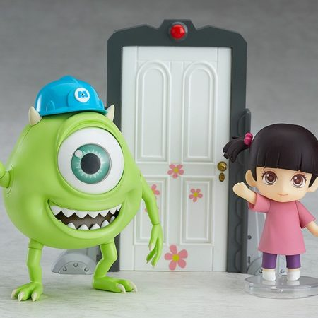 Monsters Inc Nendoroid Mike & Boo Set DX Ver.-0