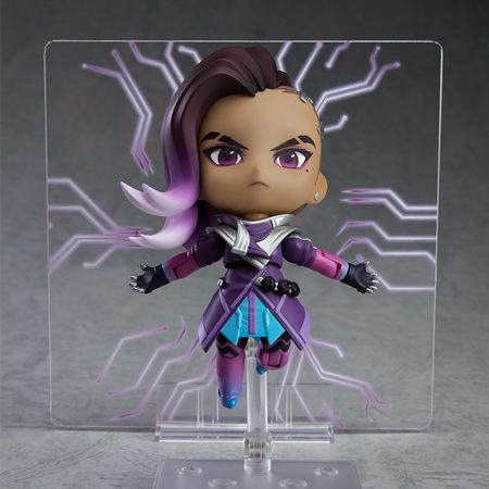Overwatch Nendoroid Sombra Classic Skin Edition-6686