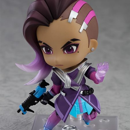 Overwatch Nendoroid Sombra Classic Skin Edition-6683
