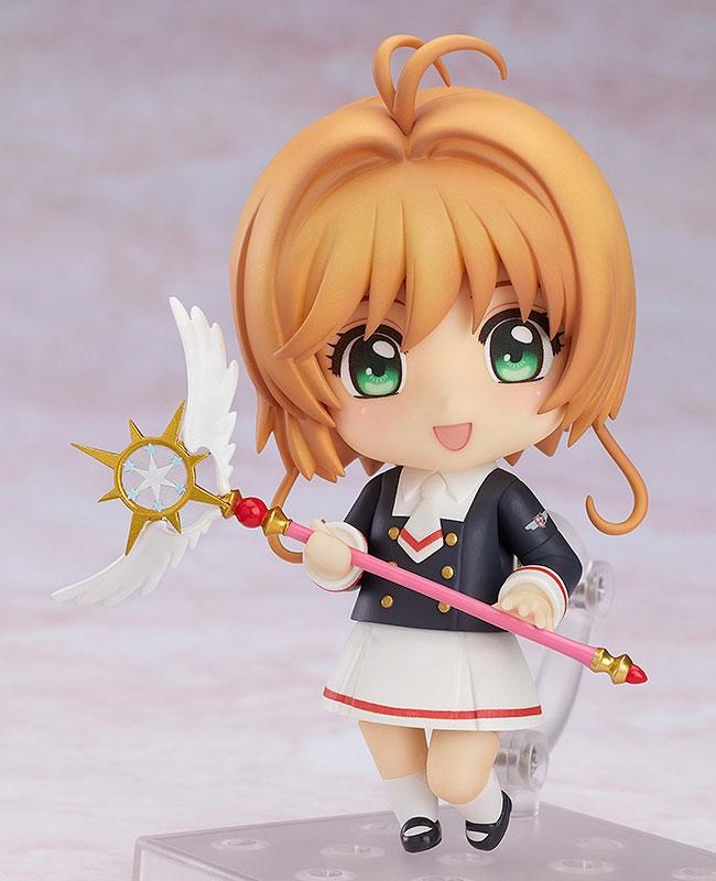 Cardcaptor Sakura Nendoroid Sakura Kinomoto: Tomoeda Junior High Uniform Ver.-0