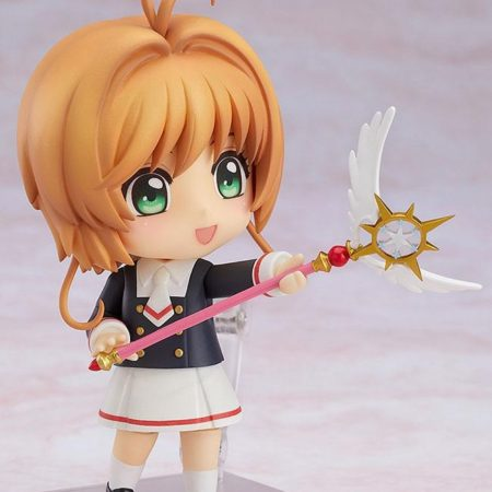 Cardcaptor Sakura Nendoroid Sakura Kinomoto: Tomoeda Junior High Uniform Ver.-6672