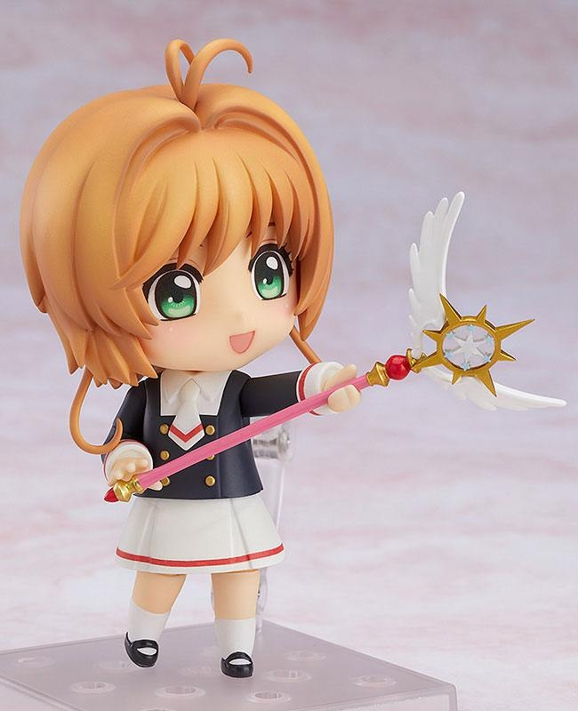 Cardcaptor Sakura Nendoroid Sakura Kinomoto: Tomoeda Junior High Uniform Ver.-6672
