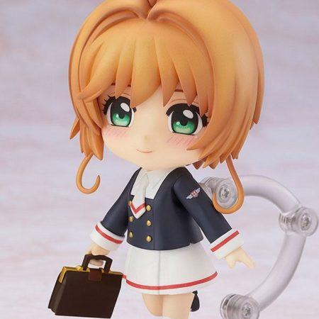 Cardcaptor Sakura Nendoroid Sakura Kinomoto: Tomoeda Junior High Uniform Ver.-6671