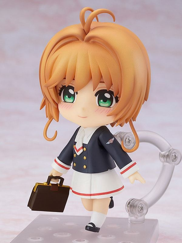 Cardcaptor Sakura Nendoroid Sakura Kinomoto: Tomoeda Junior High Uniform Ver.-6671
