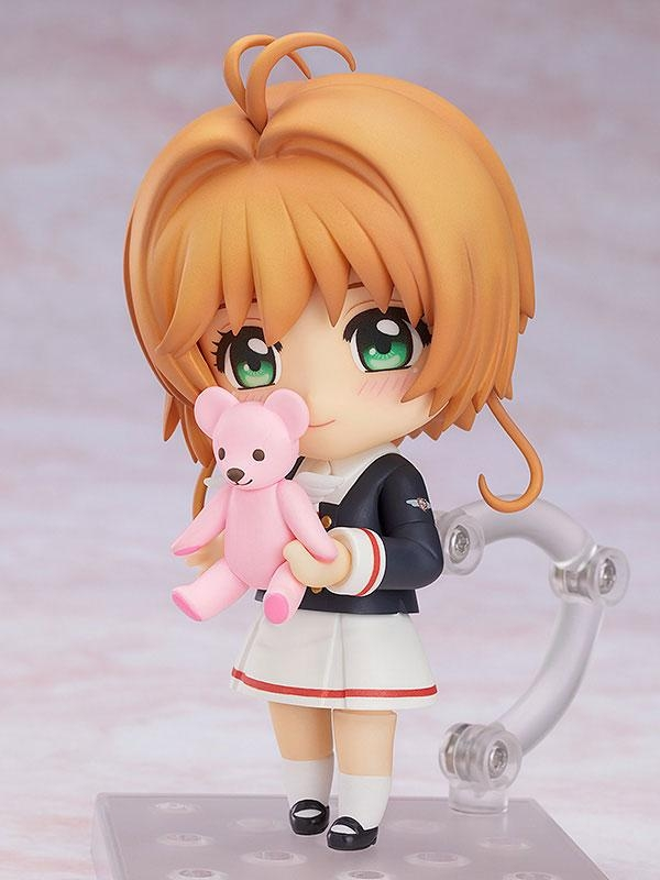 Cardcaptor Sakura Nendoroid Sakura Kinomoto: Tomoeda Junior High Uniform Ver.-6673