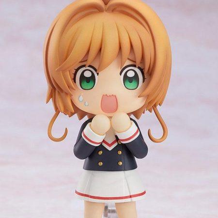 Cardcaptor Sakura Nendoroid Sakura Kinomoto: Tomoeda Junior High Uniform Ver.-6674