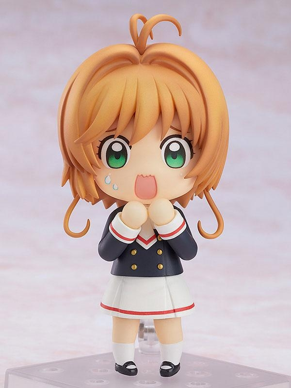Cardcaptor Sakura Nendoroid Sakura Kinomoto: Tomoeda Junior High Uniform Ver.-6674