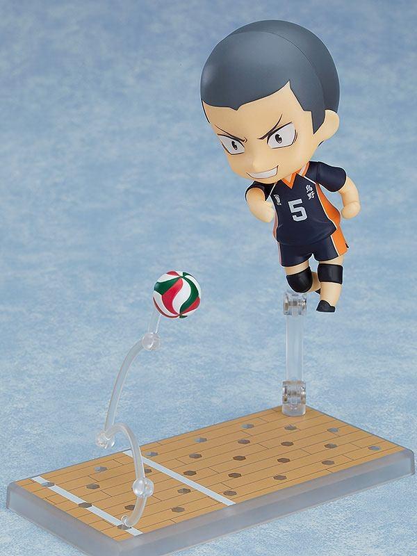 Haikyu!! Nendoroid Ryunosuke Tanaka-6656