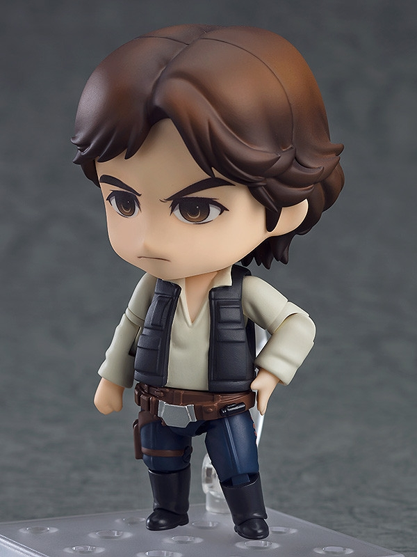 Star Wars Episode 4 A New Hope Nendoroid Han Solo-6739