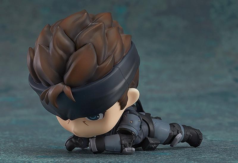 Metal Gear Solid Nendoroid Solid Snake-6691