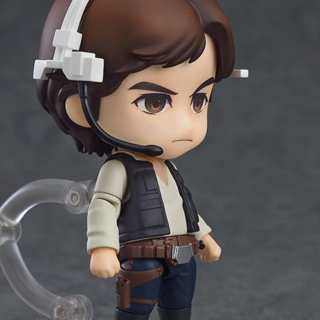 Star Wars Episode 4 A New Hope Nendoroid Han Solo-6740