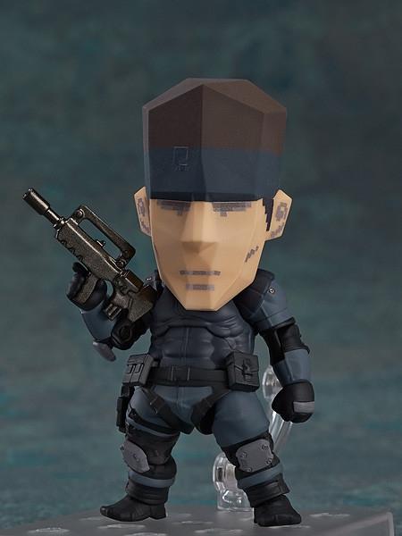 Metal Gear Solid Nendoroid Solid Snake-6693