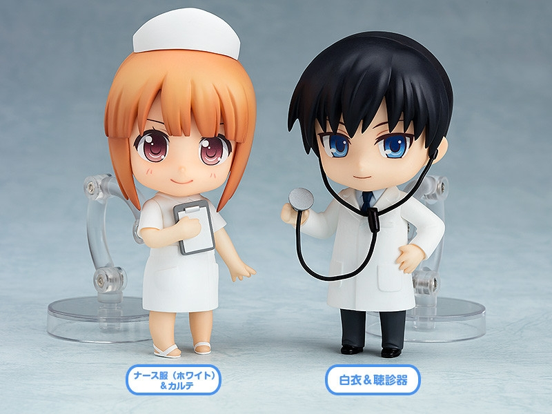 Nendoroid More 6-pack Dress-Up Clinic-6710