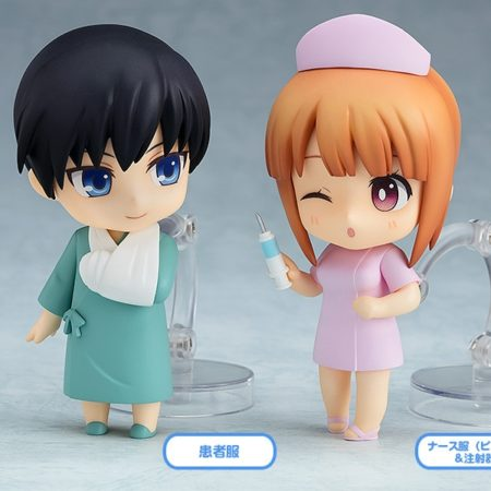 Nendoroid More 6-pack Dress-Up Clinic-6711