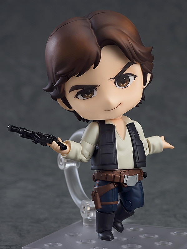 Star Wars Episode 4 A New Hope Nendoroid Han Solo-6741
