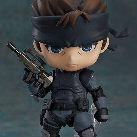 Metal Gear Solid Nendoroid Solid Snake-0