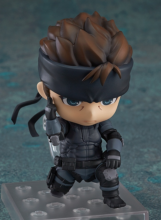 Metal Gear Solid Nendoroid Solid Snake-6689
