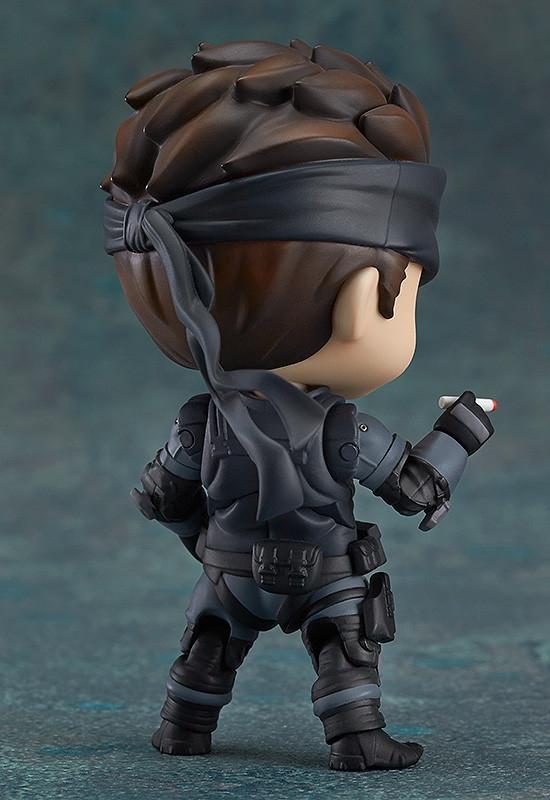 Metal Gear Solid Nendoroid Solid Snake-6690
